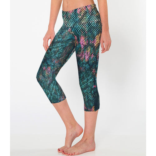 Siren Capri - Bluefish Sport - Palm Beach Athletic Wear