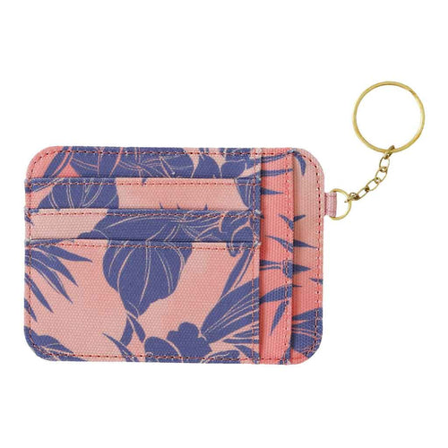 Sunset Lotus Card Holder - Spiritual Gangster - Palm Beach Athletic Wear