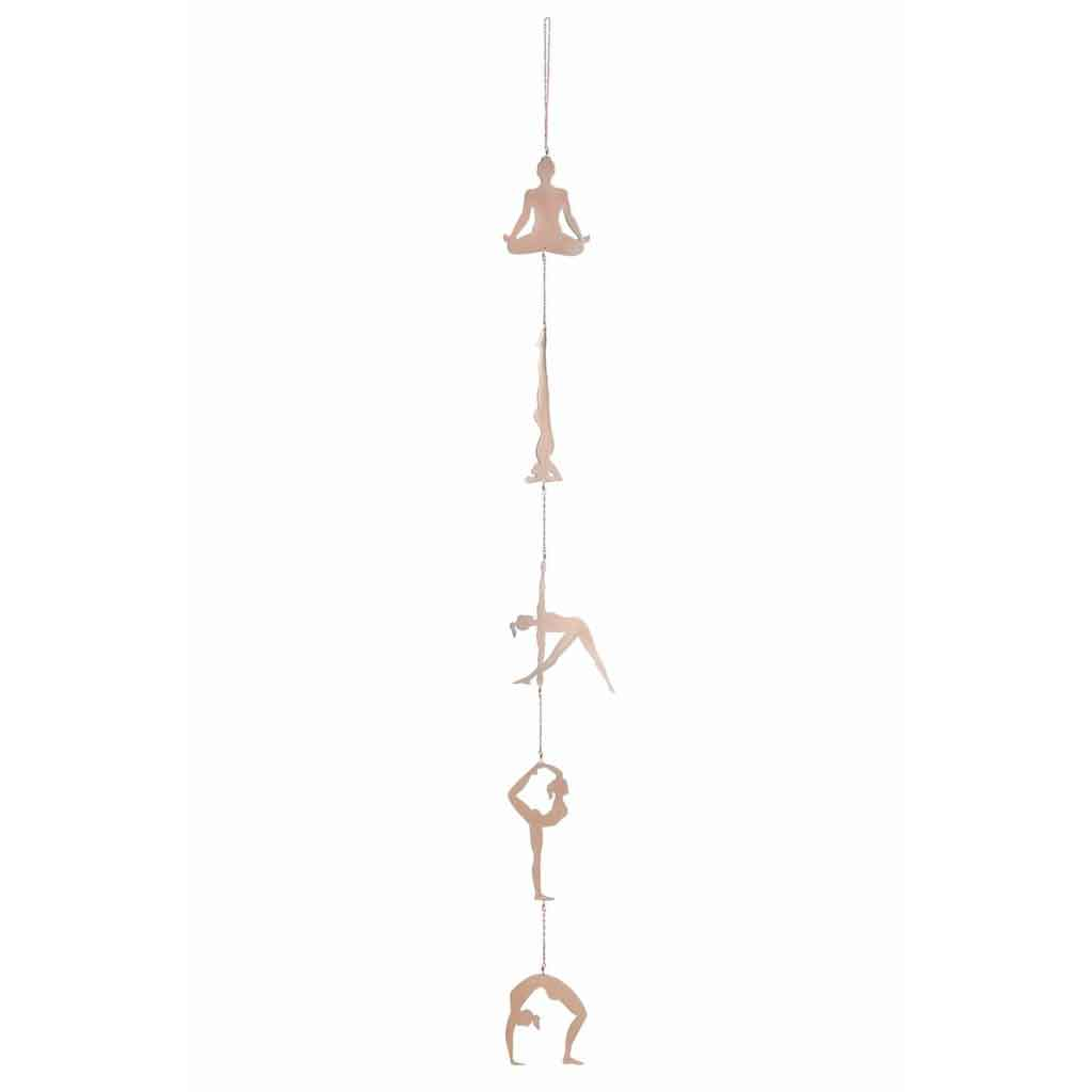 Yoga Pose Wall Hanging - Ariana Ost - Palm Beach Athletic Wear