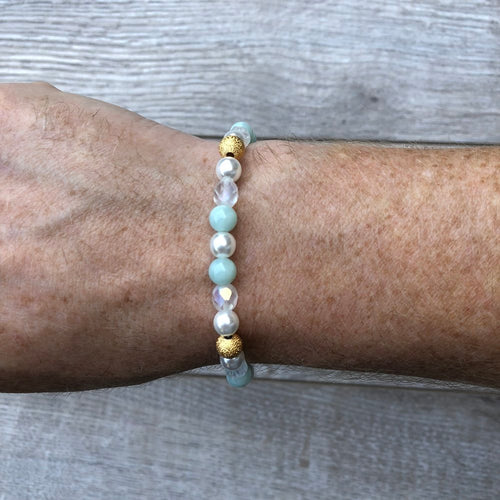 Cash In Your Mint Chips Bracelet - JOM Jewelry - Just One More - Palm Beach Athletic Wear