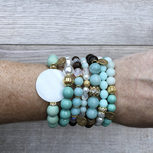 Ice Cream Junkie Bracelet - JOM Jewelry - Just One More - Palm Beach Athletic Wear