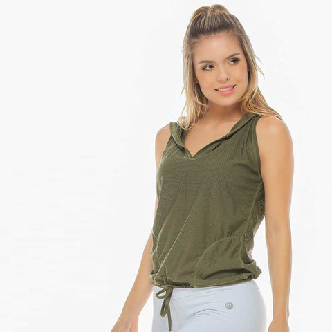 Feather Relaxed Scoop Neck Tee