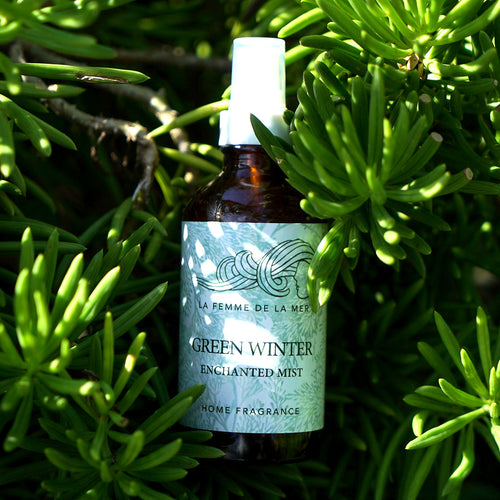 Green Winter - Enchanted Essential Oil Mist - 4 fl oz. / 120ml