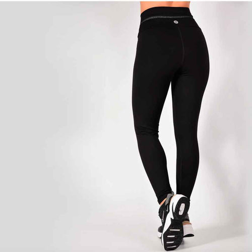 GERALDINE BLACK LEGGINGS