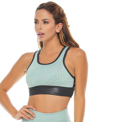 Emma Sports Bra - Full Coverage