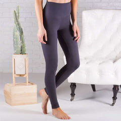Mushroom Tummy Control Legging - Palm Beach Athletic Wear - Palm Beach Athletic Wear