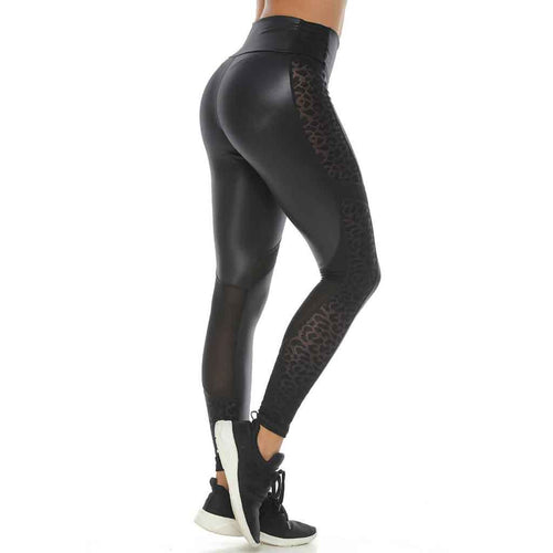 Victoria Black Activewear Leggings - Protokolo - Palm Beach Athletic Wear