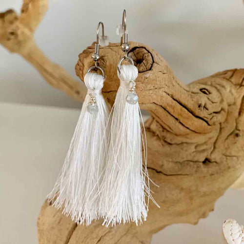 Moon Child Earrings - Kristen Lemoine - Palm Beach Athletic Wear