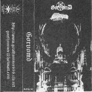 Gorvomd - All of This Is Nothing Cassette
