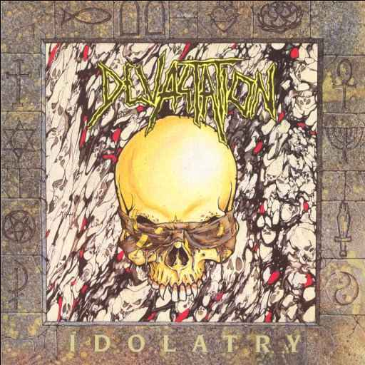 Devastation - Idolatry CD