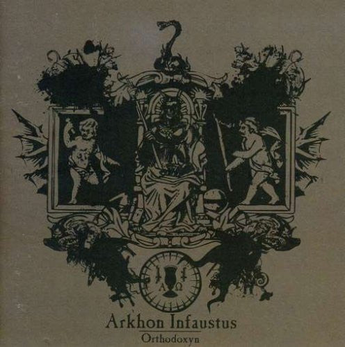 Arkhon Infaustus - Orthodoxyn CD