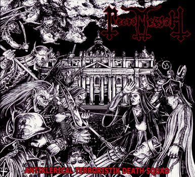 Necromessiah - Antiklerical Terroristik Death Squad DIGI CD