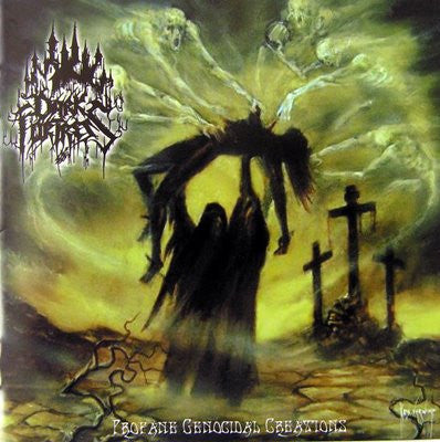Dark Fortress - Profane Genocidal Creations CD