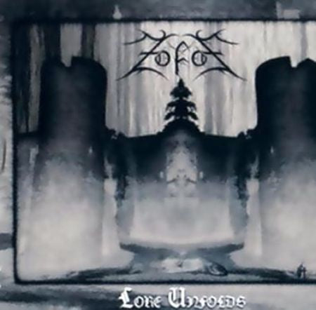 Zofos - Lore Unfolds CD