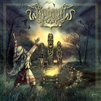 Arkona[RUSSIA] - From the Heart to the Sky CD