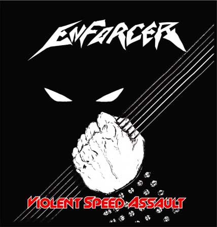 Enforcer[CHILE] - Violent Speed Assault CD