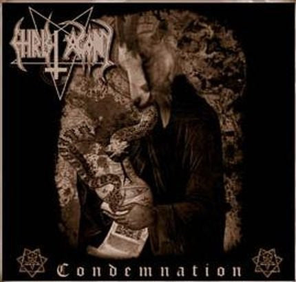 Christ Agony - Condemnation CD