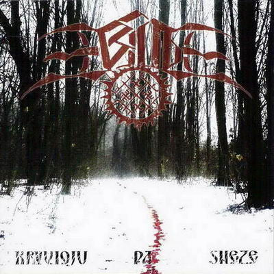 Dzjady - By Blood on the Snow CD