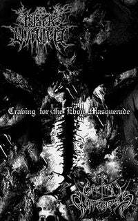 Black Winter/The Eternal Darkness - Craving for the Ebon Masquerade split Cassette