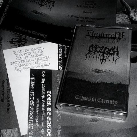 Deathrow/Moloch - Echoes in Eternity split Cassette