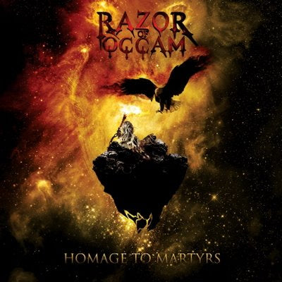 Razor of Occam - Homage to Martyrs CD