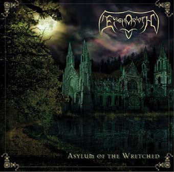 Esgharioth - Asylum of the Wretched CD