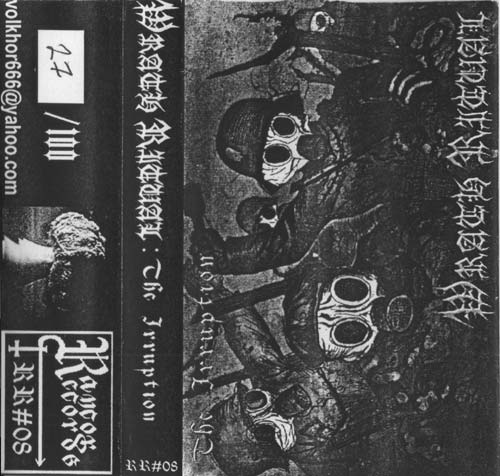 Wrath Ritual - The Irruption Cassette