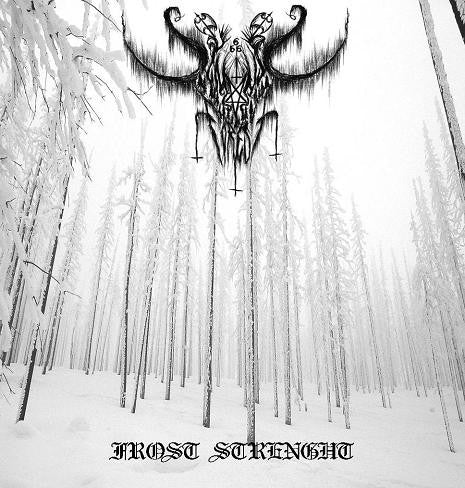 Demonic Forest - Frost Strength CD