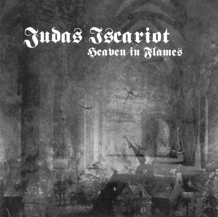 Judas Iscariot - Heaven in Flames CD