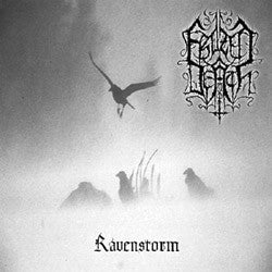 Frozen Death - Ravenstorm CD