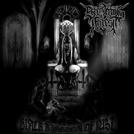 Screaming Forest - Black Kingdom of Lust CD