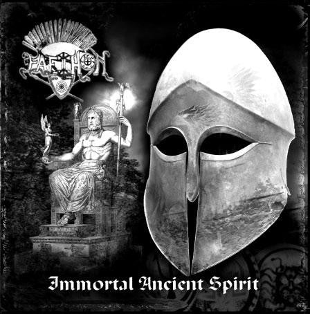 Faethon - Immortal Ancient Spirit DIGI CD