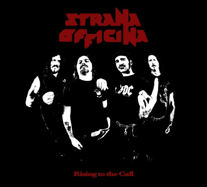 Strana Officina - Rising to the Call DIGI CD