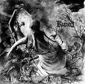 Kursed - In the Labyrinths of Death DIGI CD