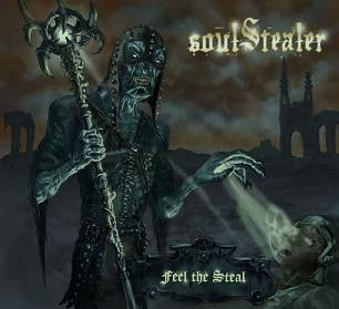 Soul Stealer - Feel the Steal DIGI CD