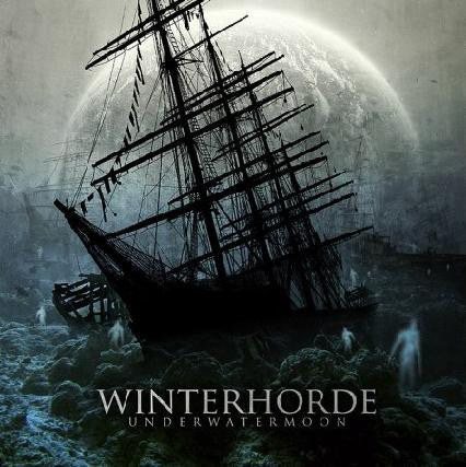 Winterhorde - Underwatermoon CD