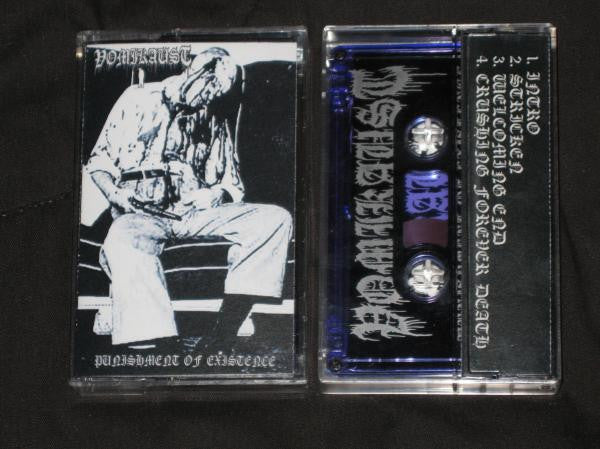 Vomikaust - Punishment of Existence Cassette