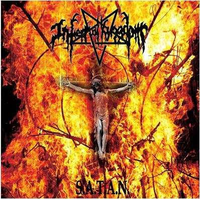 Infernal Kingdom (Prt) - S.A.T.A.N. CD