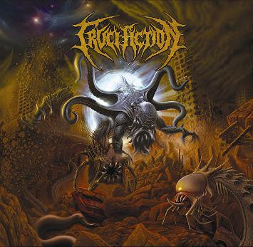 Crucifiction - Portals to the Beyond CD