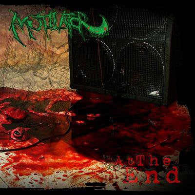 Mutilator - At the End CD