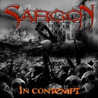 Sargon - In Contempt CD