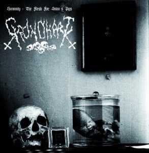 Grondhaat - Humanity: The Flesh For Satan's Pigs CD
