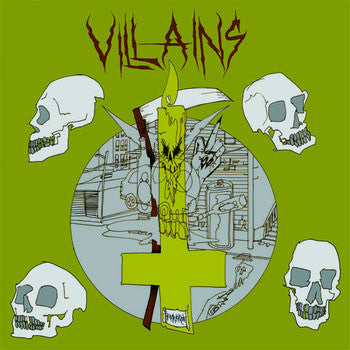 Villains - Road to Ruin CD