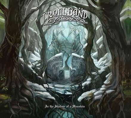 Trollband - In the Shadow of a Mountain DIGI CD