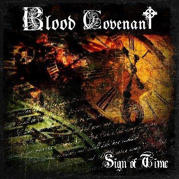 Blood Covenant - Sign of Time CD