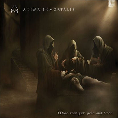 Anima Inmortalis - More Than Just Flesh And Blood DIGI CD