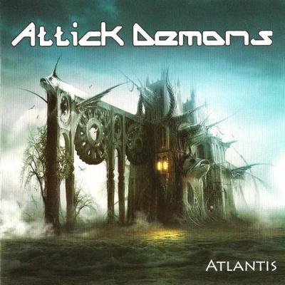 Attick Demons - Atlantis CD