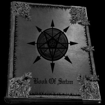 Dusk[HUNGARY] - Book of Satan CD
