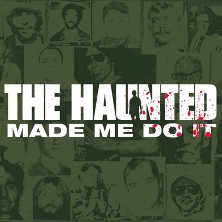 The Haunted - Made Me Do It CD/DVD
