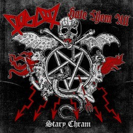 Oldblood/Hate Them All - Stary Chram split CD